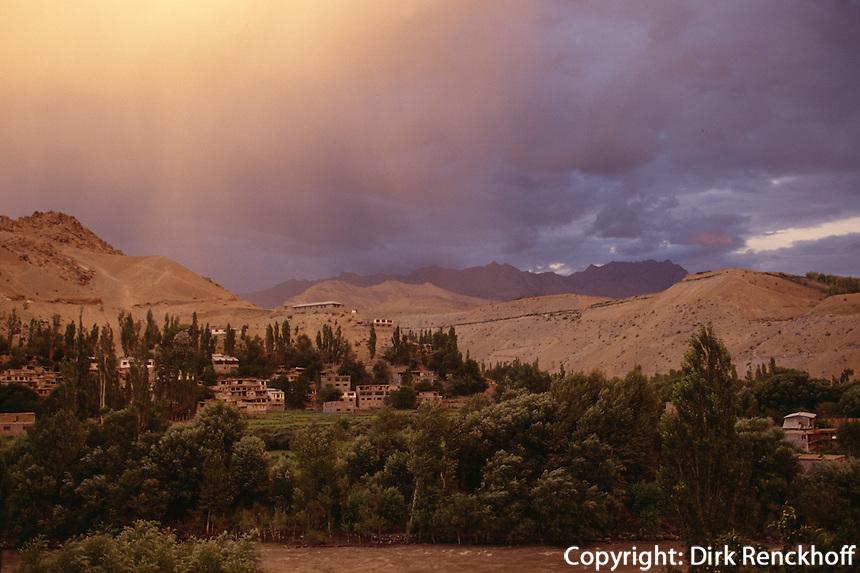 Indien, Ladakh (Jammu+Kashmir), Berglandschaft bei Kargil