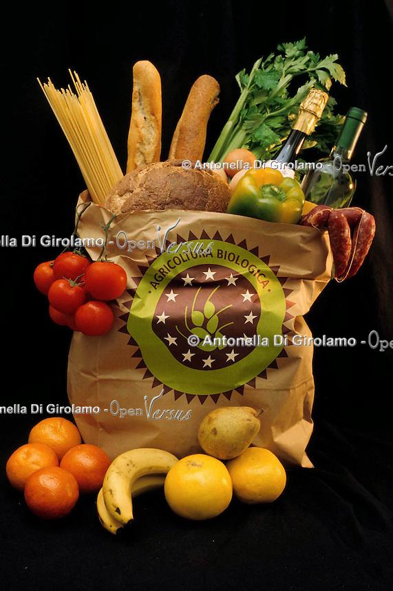 Alimentazione biologica. Organic food.....