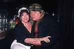 SAM KINISON & Mitzi Shore at The Comedy Store