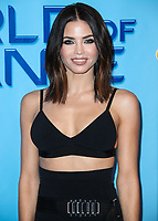UNIVERSAL CITY, LOS ANGELES, CA, USA - JANUARY 30: Jenna Dewan Tatum at a photo op for NBC's 'World Of Dance' at NBC Universal Lot on January 30, 2018 in Universal City, Los Angeles, California, United States. (Photo by Celebrity Monitor)