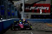 2018 Verizon IndyCar Series - Firestone Grand Prix of St. Petersburg<br /> St. Petersburg, FL USA<br /> Sunday 11 March 2018<br /> Robert Wickens, Schmidt Peterson Motorsports Honda<br /> World Copyright: Scott R LePage / LAT Images<br /> ref: Digital Image _SRL9704