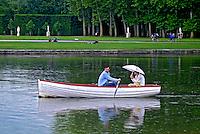 Jardins de Versailles em Paris. França. 2008. Foto de Thais Falcão.