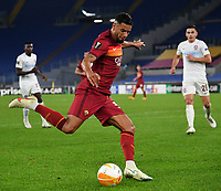 Football Soccer: UEFA Europa League UEFA Europa League Group A  AS Roma vs FCR Cluj, Olympic stadium, Rome, 5 November, 2020.<br /> Roma's Bruno Peres in action during the Europa League football match between Roma and Cluj at the Olympic stadium in Rome on  5 November, 2020.<br /> UPDATE IMAGES PRESS/Isabella Bonotto