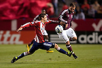 Club Deportivo Chivas USA vs Colorado Rapids March 26 2011