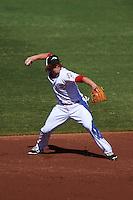 Peoria Javelinas Brandon Dixon (9), of the Cincinnati Reds organization, during a game against the Mesa Solar Sox on October 19, 2016 at Peoria Stadium in Peoria, Arizona.  Peoria defeated Mesa 2-1.  (Mike Janes/Four Seam Images)