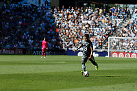 ST. PAUL, MN - AUGUST 21: Emanuel Reynoso #10 of Minnesota United FC kicks the ball during a game between Sporting Kansas City and Minnesota United FC at Allianz Field on August 21, 2021 in St. Paul, Minnesota.