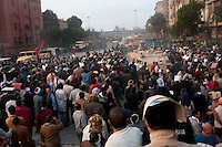 Anti-government protesters clash violently with pro-Mubarak supporters outside the Egyptian Museum in Tahrir Square. Continued anti-government protests take place in Cairo calling for President Mubarak to stand down. After dissolving the government, Mubarak still refuses to step down from power.