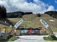Bergbahn Gschwandtkopf - Seefeld 22.05.2021: Trainingslager der Deutschen Nationalmannschaft zur EM-Vorbereitung