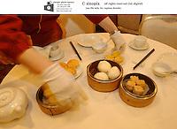 Chiu Chow  Garden restaurant in Hong Kong.