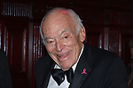 """Leonard Lauder attends The Breast Cancer Research Foundation """"Super Nova"""" Hot Pink Party on May 12, 2017 at the Park Avenue Armory in New York City."""