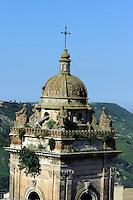 San Giacomo in Caltagirone, Sizilien, Italien