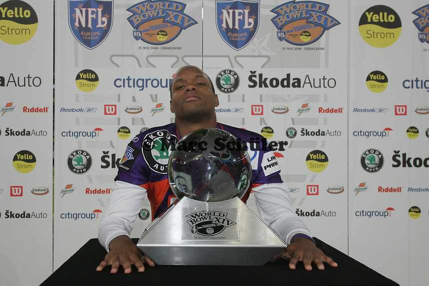 Jeff Brown (Cornerback Frankfurt Galaxy)