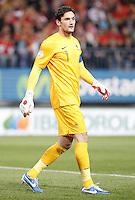 France's national team Hugo Lloris during match. October 16, 2012. (ALTERPHOTOS/Alvaro Hernandez) /NORTEPhoto