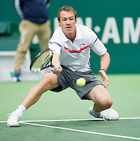 13-02-13, Tennis, Rotterdam, ABNAMROWTT, Grega Zemlja.