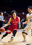 Yulon Luxgen Dinos vs Nagoya Diamond Dolphins during The Asia League's 'The Terrific 12' at Studio City Event Center on 18 September 2018, in Macau, Macau. Photo by Chung Yan Man / Power Sport Images for Asia League