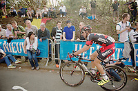 77th Flèche Wallonne 2013..Amaël Moinard (FRA)