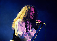 Black Sabbath in concert circa 1986<br /> <br /> photo (c)  Images Distribution