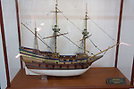 Ship Model, Museum Of The Royal Houses