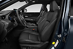Front seat view of 2021 Toyota Venza Limited 5 Door SUV Front Seat  car photos