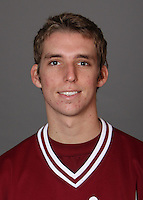 STANFORD, CA - NOVEMBER 11:  Kevin Morton of the Stanford Cardinal during baseball picture day on November 11, 2009 in Stanford, California.