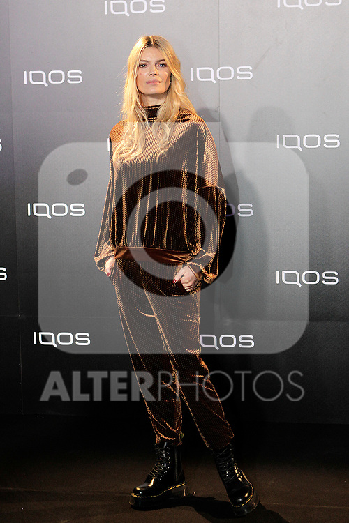 Cristina Tosio attends to IQOS3 presentation at Palacio de Cibeles in Madrid. February 10,2019. (ALTERPHOTOS/Alconada)
