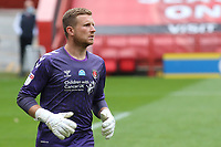 Charlton goalkeeper, Dillon Phillips during Charlton Athletic vs Reading, Sky Bet EFL Championship Football at The Valley on 11th July 2020