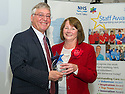 Recognising Our People Awards : Inspiration Award : Joint 1st  Runner Up : Pamela McIntosh, Senior Dietician.