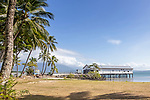 Anzac Park, the Sugar Wharf, St. Mary's by the Sea, Australia