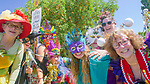 Scenes from the 2018 Orcas Island Summer Solstice Parade