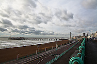 Study of Brighton's Piers. Day long project studying the piers from different angles. <br />