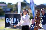 NZ Golf board member Hana-Rae Seifert. Day four of the Renaissance Brewing NZ Stroke Play Championship at Paraparaumu Beach Golf Club in Paraparaumu, New Zealand on Sunday, 21 March 2021. Photo: Dave Lintott / lintottphoto.co.nz