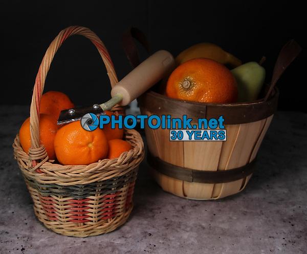 Fresh Fruit Baskets<br /> Photo By Adam Scull/PHOTOlink.net