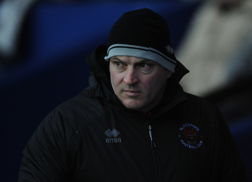 Blackpool Assistant Manager Gary Brabin<br /> <br /> Photographer Kevin Barnes/CameraSport<br /> <br /> The EFL Sky Bet League One - Oxford United v Blackpool - Saturday 15th December 2018 - Kassam Stadium - Oxford<br /> <br /> World Copyright © 2018 CameraSport. All rights reserved. 43 Linden Ave. Countesthorpe. Leicester. England. LE8 5PG - Tel: +44 (0) 116 277 4147 - admin@camerasport.com - www.camerasport.com