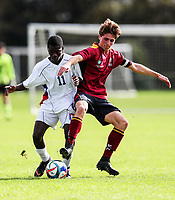 180519 Auckland 1st XI Football - Kings College v Rangitoto College
