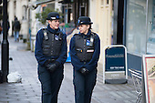 Metropolitan Police Community Support Officers, Paddington.