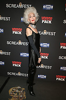 HOLLYWOOD, CA - OCTOBER 12: Colleen Heidemann at the 21st Screamfest Opening Night Screening Of The Retaliators at Mann Chinese 6 Theatre in Hollywood, California on October 12, 2021. Credit: Faye Sadou/MediaPunch