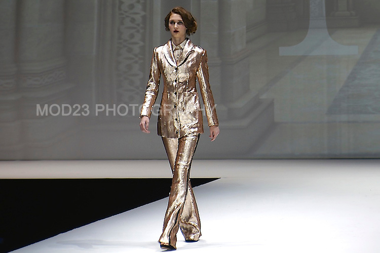 Malan BretonBreton Spring/Summer 2017 at Style Fashion Week New York