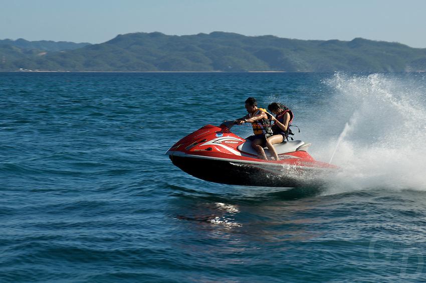 Jet ski BORACAY ISLAND PHILIPPINES