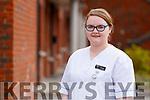 Student Nurse Lynda Browne