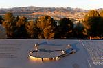 Vista panoramica desde el Castillo de Ayub, Calatayud, Zaragoza, Aragon, Espana.Panoramic view from the Castle of Ayub, Calatayud, Zaragoza, Aragon, Spain.February 20, 2012. (ALTERPHOTOS/ALFAQUI/Acero)