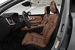 Front seat view of 2018 Volvo S90 Inscription 4 Door Sedan Front Seat  car photos