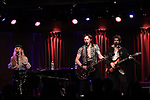 Reeve Carney, Paris Carney, Zane Carney at The Green Room 42 8/25/19 2