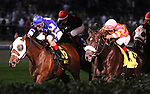 June 14, 2014: Aurelia's Belle and John Velazquez win the Regret Grade 3 $100,000 at Churchill Downs for owner James Miller and trainer Wayne Catalano.  Candice Chavez/ESW/CSM