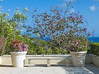 The Plantation House. Mustique, St. Vincent & The Grenadines