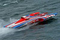 "Marc Theoret/Ghislain Marcoux, GP-444 ""GP Valleyfield"" (Grand Prix Hydroplane(s)"