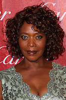 PALM SPRINGS, CA - JANUARY 04: Alfre Woodard arriving at the 25th Annual Palm Springs International Film Festival Awards Gala held at Palm Springs Convention Center on January 4, 2014 in Palm Springs, California. (Photo by Xavier Collin/Celebrity Monitor)