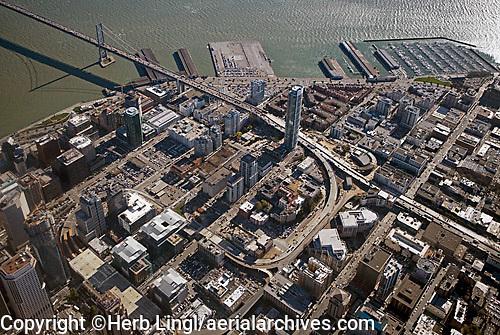 aerial photograph San Francisco, California