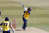 Aron Nijjar bats for Essex during Kent Spitfires vs Essex Eagles, Vitality Blast T20 Cricket at The Spitfire Ground on 18th September 2020
