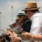 Toronto, Ontario. Scenes from the 159th Queen's Plate Festival at Woodbine Racetrack in Toronto, Ontario, Canada. (Photo by Carson Dennis/Eclipse Sportswire/Getty Images)