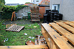 Tyres and Pallets